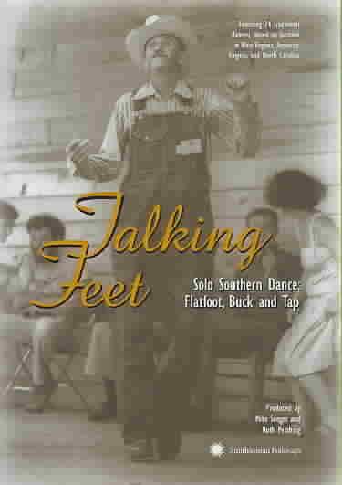TALKING FEET:SOLO SOUTHERN DANCE FLAT (DVD)